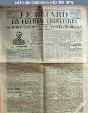 LE BRIARD  numéro 28 du 13 avril 1910