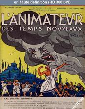 L' ANIMATEUR DES TEMPS NOUVEAUX  numéro 344 du 07 octobre 1932