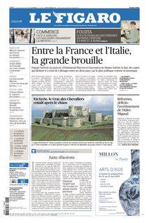 Le Figaro du 18-01-2019 - Le Figaro