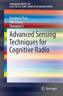 Advanced Sensing Techniques for Cognitive Radio