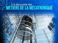 A la découverte des métiers de la mécatronique