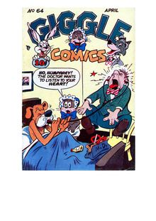 Giggle Comics 064 (29 pgs) de  - fiche descriptive