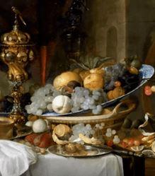Conférence sur l'art et la gastronomie