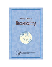 An easy guide to breastfeeding