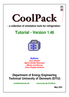 Tutorial for CoolPack