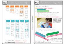 Mathématiques CP – Période 2 - Unité 6 Leçons