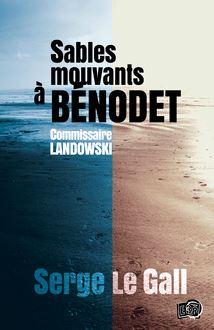 Sables mouvants à Bénodet de Serge Le Gall - fiche descriptive