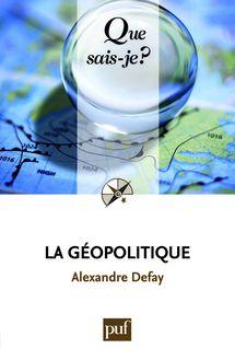 La géopolitique de Alexandre Defay - fiche descriptive