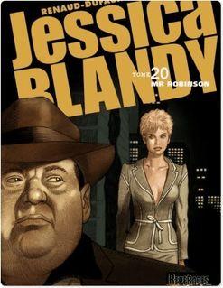 Jessica Blandy - Tome 20 - Mr Robinson - Jean Dufaux