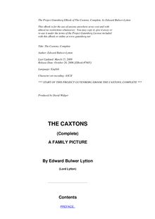 The Caxtons — Complete