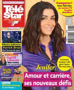 Télé Star du 21-10-2019 - Télé Star