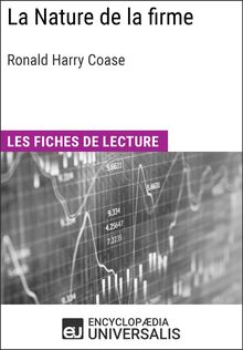 La Nature de la firme de Ronald Harry Coase