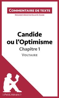Candide ou l'Optimisme de Voltaire - Chapitre 1