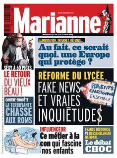 Marianne du 09-04-2019 - Marianne