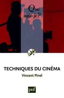 Techniques du cinéma de Vincent Pinel - fiche descriptive