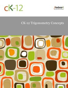 CK-12 Trigonometry Concepts