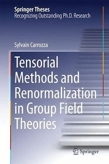 Tensorial Methods and Renormalization in Group Field Theories