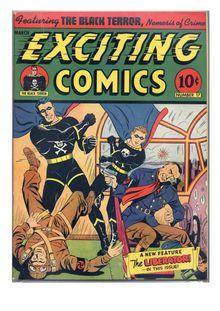 Exciting Comics 017 (paper+2fiche) de  - fiche descriptive