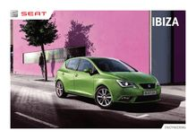 Catalogue Seat Ibiza