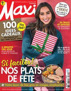 Maxi du 03-12-2018 - Maxi