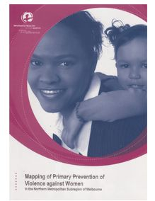 Mapping of Primary Prevention of Violence Against Women