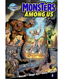 Monsters Among Us #3