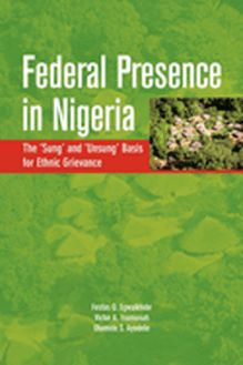 Federal Presence in Nigeria. The