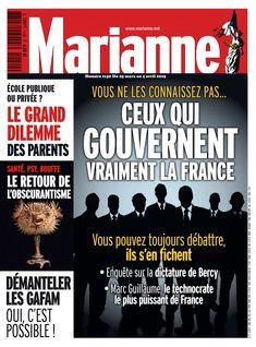 Marianne du 02-04-2019 - Marianne