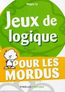 Jeux de logique de Ly Maguy - fiche descriptive