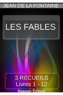 FABLES DE LA FONTAINE | RECUEIL 3 | LIVRES 9-12 - Jean de La fontaine