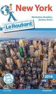 Guide du Routard à New York 2018 - Collectif