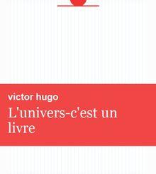 L'univers-c'est un livre