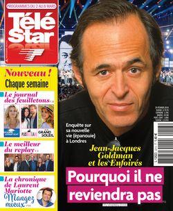 Télé Star du 25-02-2019 - Télé Star