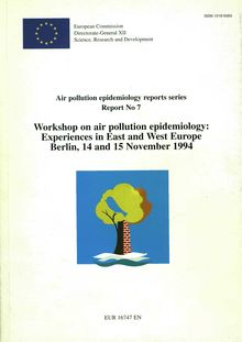 Workshop on air pollution epidemiology