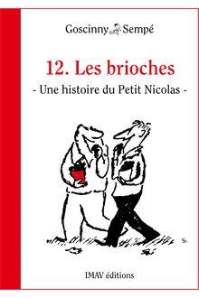 Les brioches de Jean-Jacques Sempé, René Goscinny - fiche descriptive