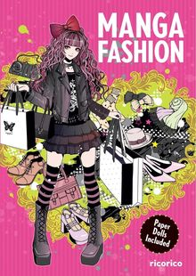 Manga Fashion with Paper Dolls