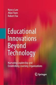 Educational Innovations Beyond Technology