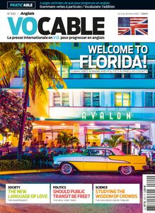 Magazine Vocable Anglais -  Du 05 au 18 Mars 2020
