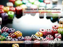 Fiches de révision bac mathématiques