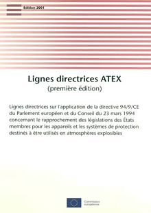 GUIDELINES ON THE APPLICATION OF DIRECTIVE 94/9/EC OF 23 MARCH