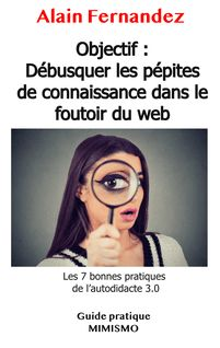 Objectif : Débusquer les pépites de connaissance dans le foutoir du web - Alain Fernandez