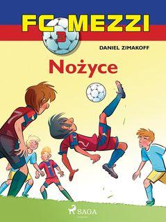 FC Mezzi 3 - Nożyce - Agnieszk Sivertsen, Daniel Zimakoff