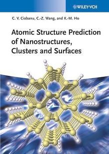 Atomic Structure Prediction of Nanostructures, Clusters and Surfaces