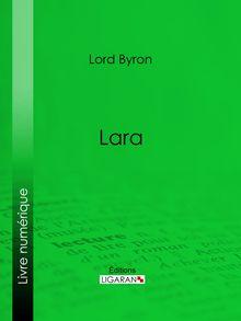 Lara de Ligaran, Lord Byron - fiche descriptive