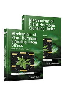 Mechanism of Plant Hormone Signaling under Stress