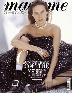 Le Figaro Madame du 02-08-2019 - Le Figaro Madame