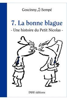 La bonne blague de René Goscinny, Jean-Jacques Sempé - fiche descriptive