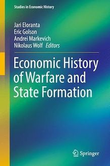 Economic History of Warfare and State Formation