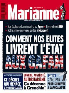 Marianne du 09-07-2019 - Marianne