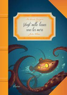 Vingt mille lieues sous les mers de Jules Verne - fiche descriptive
